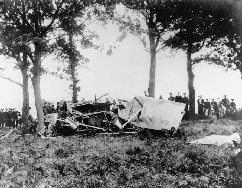 Cody's plane crash