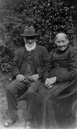 William and Margaret Rose.