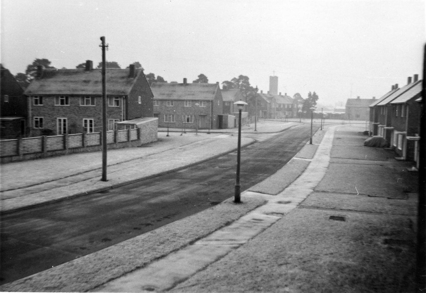 Hawksmoor Road